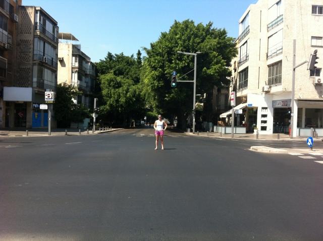j in street