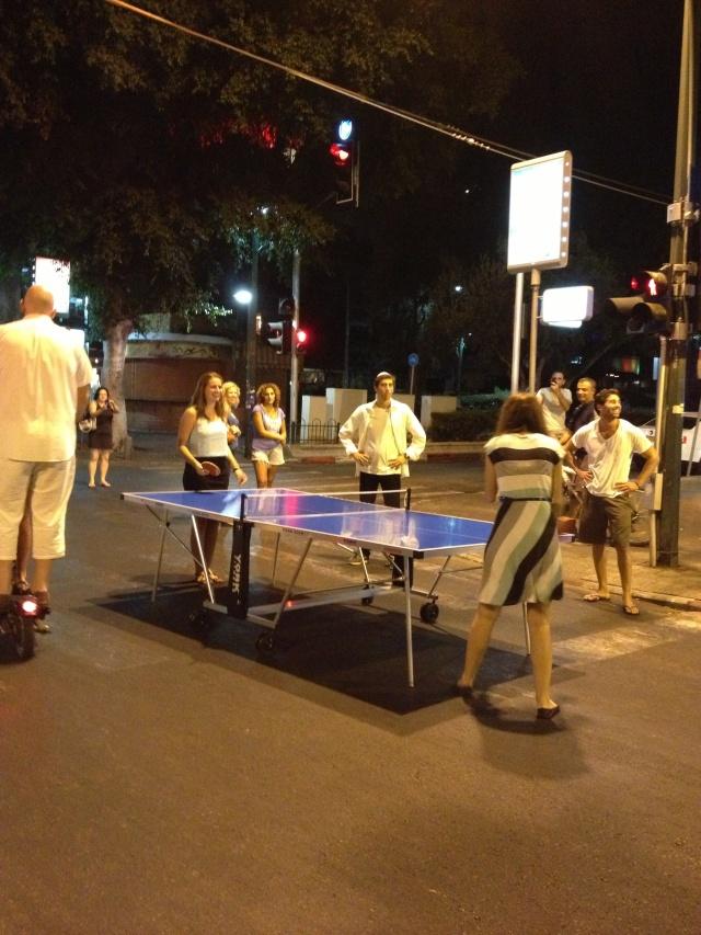 ping pong street
